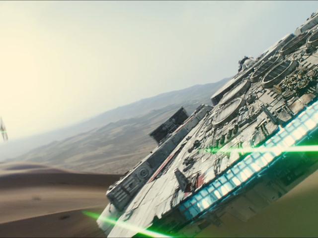 En Urban Explorer Group snuble efter en virkelig cool <i>Star Wars</i> placering