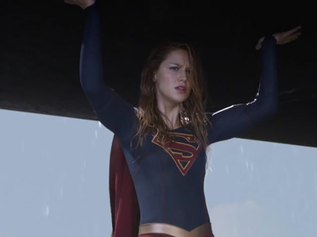Is Supergirl Allowed to Mope?