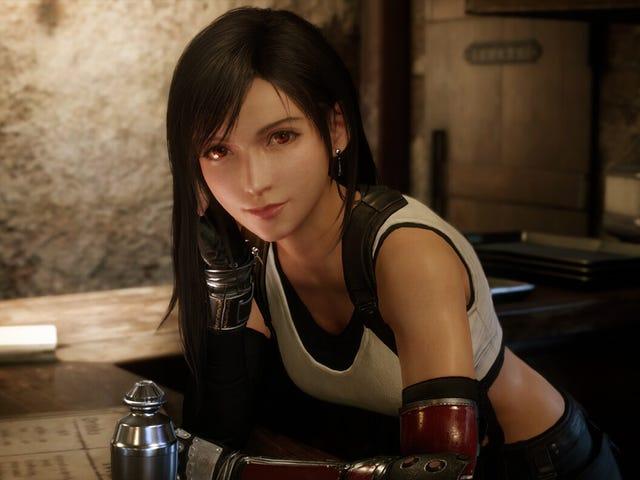 Bản demo làm lại Final Fantasy VII đã ra mắt ngay bây giờ
