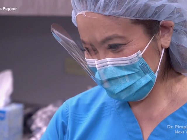 Dr. Pimple Popper Closes Holes in Earlobes But Leaves One in Our Hearts