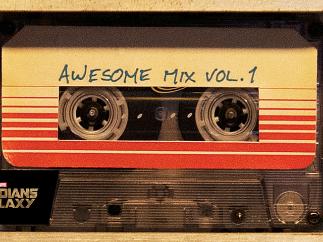 Guardians of the Galaxy Is Leading The Unlikely Cassette Tape Revival