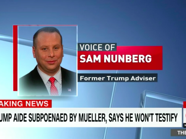 Sam Nunberg Is Having the Time of His Life and Honestly I Am Having the Time of My Life With Him