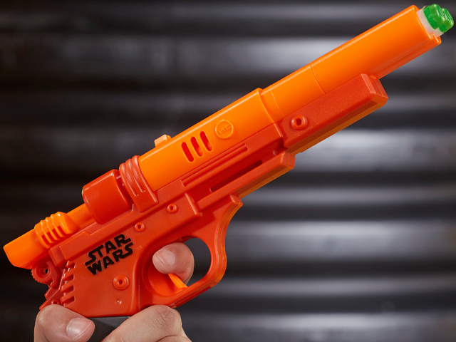 Be Sure to Shoot First With This $7 Star Wars Nerf Blaster