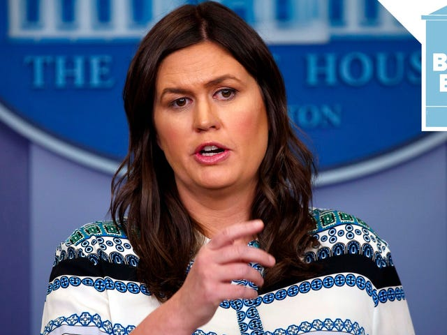 The White House Makes Big Claim About Iran, Then Says It Was a Typo
