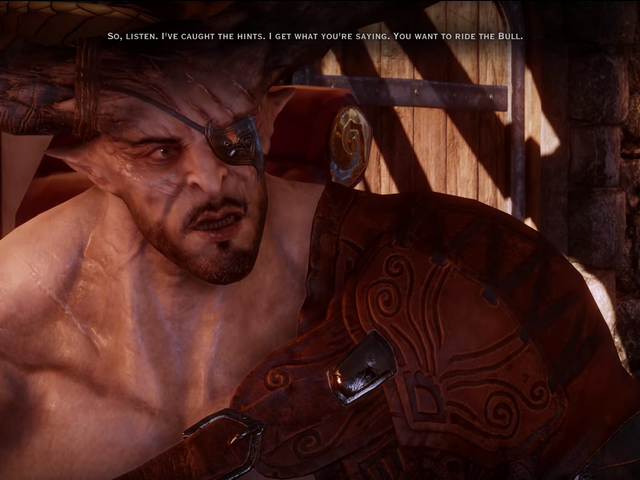 Dragon Age: Inquisition Let Me Be A Hot Mess