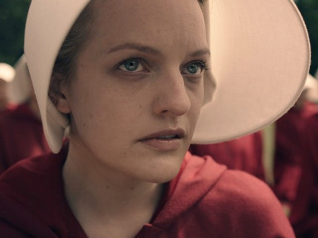 Get a Closer Look at the Characters of Hulu's The Handmaid's Tale Adaptation