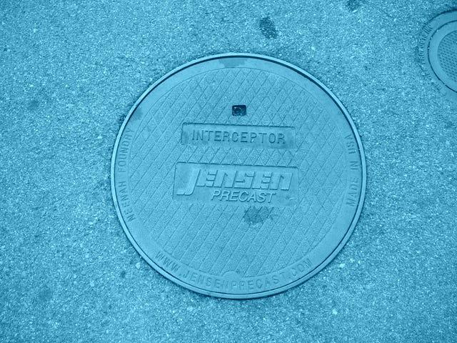 Είδα έναν εδώ Jensen Interceptor στην Αμερική !!