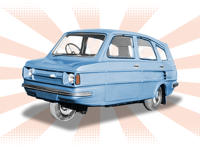 Автомобіль, про який Ви ніколи не чули: SAIL Badal
