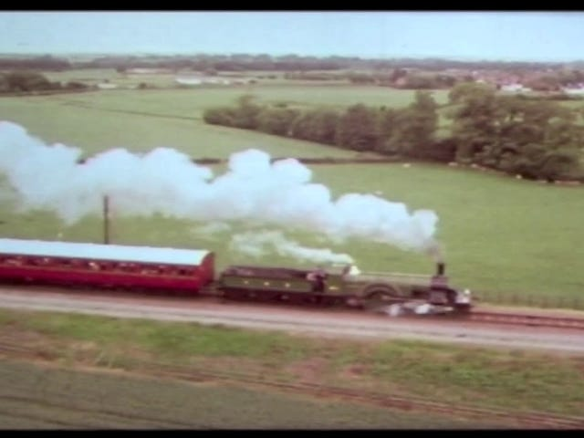 Great Footage of GNR Stirling Single in motion.