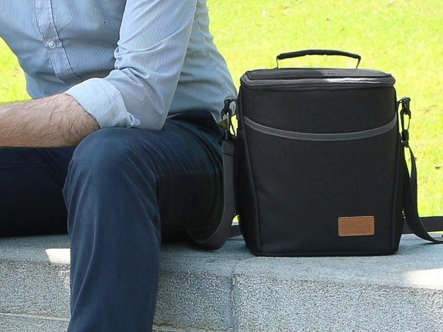 Take Your Leftovers to Work In This $10 Insulated Lunch Box