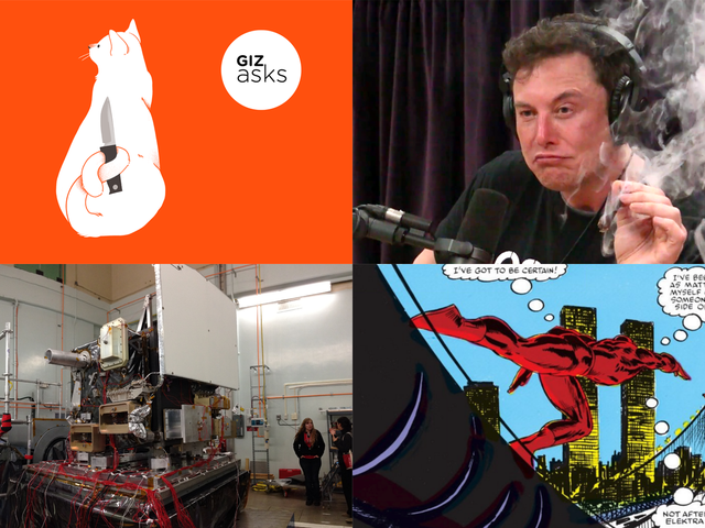 Hateful Kitties, Space Lasers, Spider-Man, and Soundbars: Best Gizmodo Posts of the Week