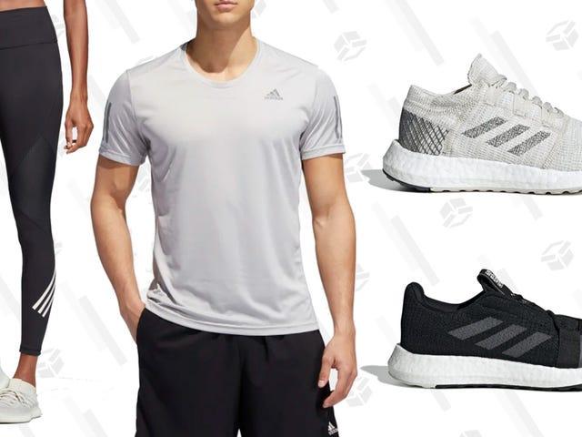 Patakbuhin sa Adidas 'Para sa 20% Off Pumili ng mahahalagang mahulog