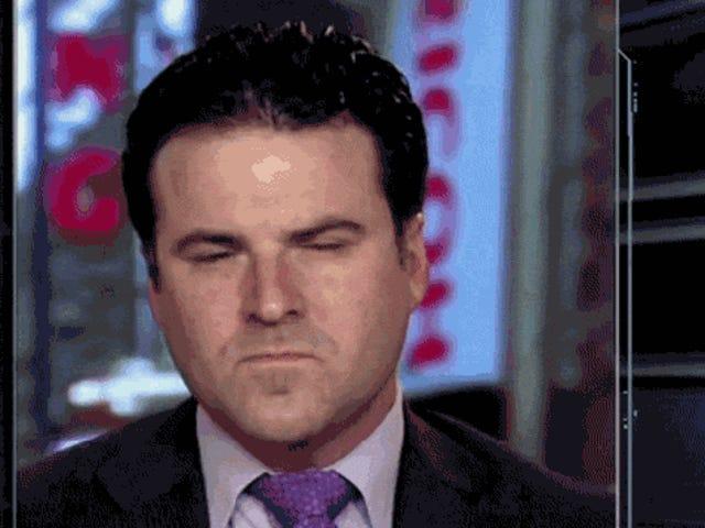 O Homem da Internet Flays Pós-Humano ESPN Shithead Darren Rovell por Tunelessly cantando seus Tweets Dumb (UPDATE: There More)