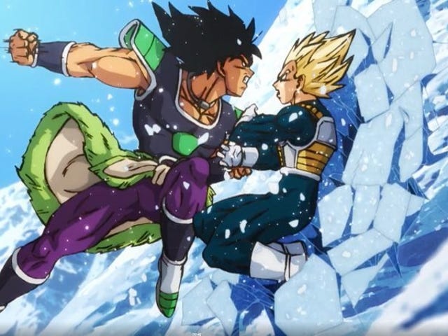 Enjoy the newest trailer of the movie Dragon Ball Super: Broly