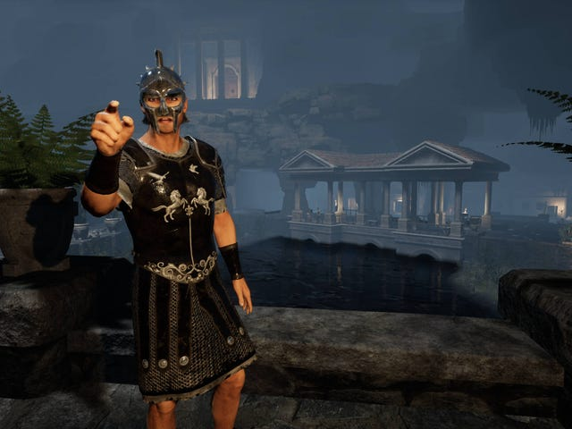 It's Hard Work Turning A Skyrim Mod Into A Standalone Game