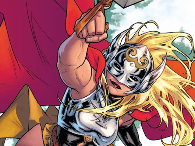 Jane Foster as Thor: A Comic Book Primer
