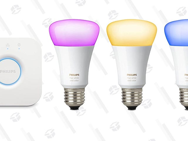"""<a href=""""https://kinjadeals.theinventory.com/heres-the-cheapest-philips-hue-starter-kit-weve-ever-se-1827506669"""" data-id="""""""" onClick=""""window.ga('send', 'event', 'Permalink page click', 'Permalink page click - post header', 'standard');"""">Here&#39;s the Cheapest Philips Hue Starter Kit We&#39;ve Ever Seen</a>"""