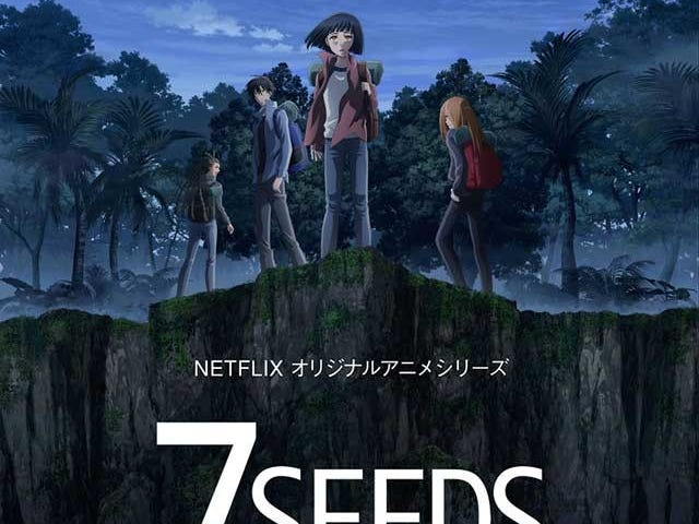 Enjoy the new promo of the anime of 7SEEDS