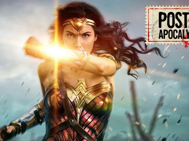 Postal Apocalypse: Special Mostly Wonder Woman Edition