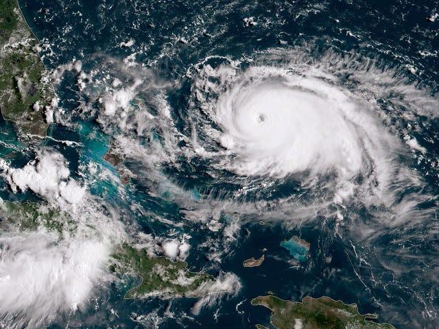 Come trasmettere l'uragano Dorian News