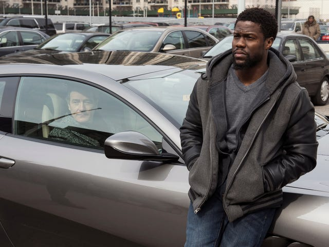Weekend Box Office: For Kevin Hart, at least, the Oscars controversy has anUpside