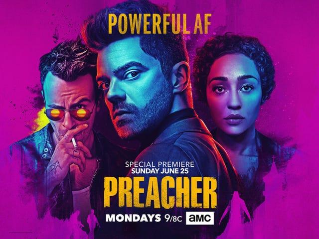 Hilo de reacción spoilerific Premier de la segunda temporada del predicador