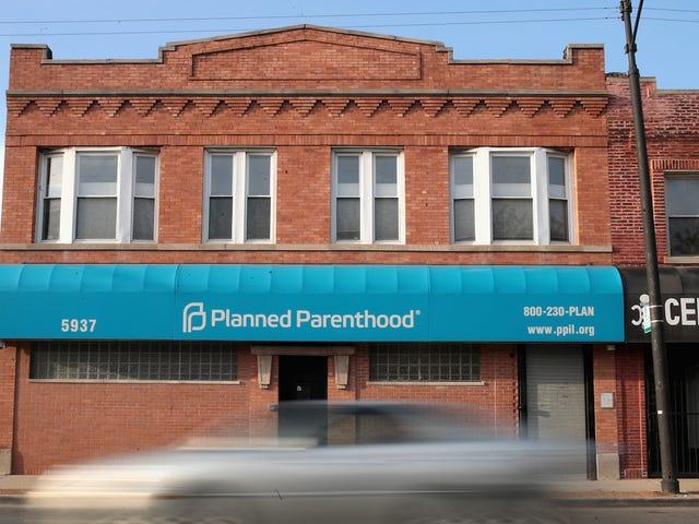 Spróbuj zgadnąć, co Republikanie w Kongresie chcą zrobić z planowanym rodzicielstwem