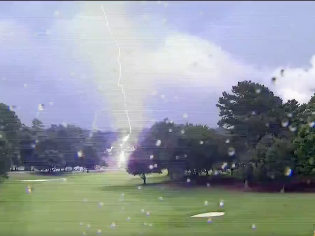 Lightning Strike At PGA Tour Championship Injures Six Spectators