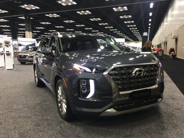 Indy auto show