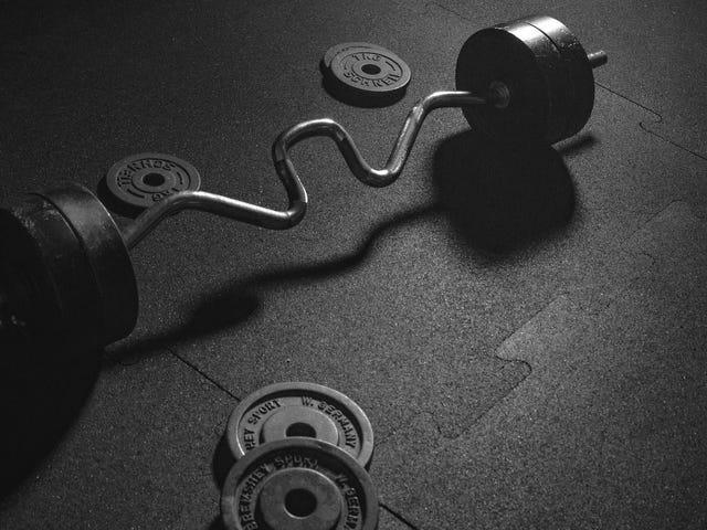 Εάν το γυμναστήριο σας δεν έχει μικρές πλάκες βάρους, Φέρτε το δικό σας