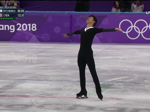 Nathan Chen Throws Down Massive Six Quads, Is Still Probably Doomed