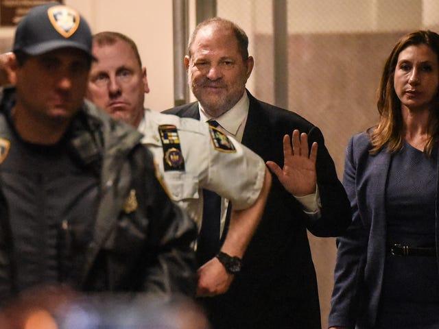 Phương tiện truyền thông bị chặn từ Harvey Weinstein Phiên tòa sơ thẩm