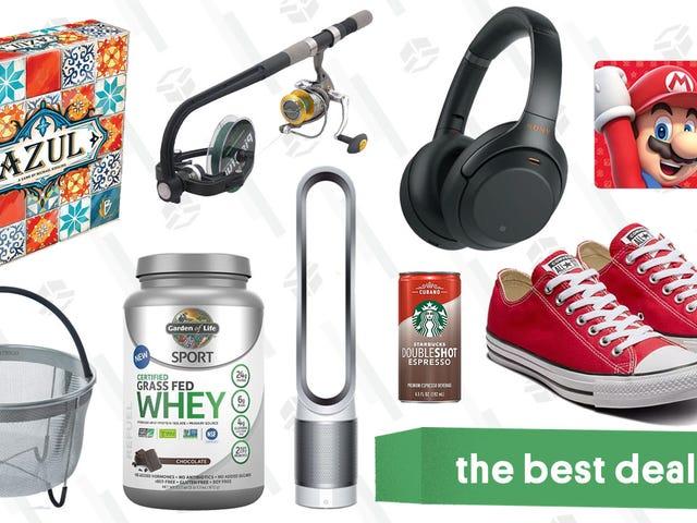 금요일 최고의 할인 상품 : Roku, Dyson 공기 청정기, 낚시 장비 등