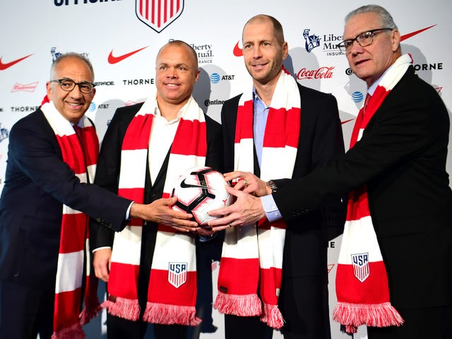 You Can Cut Off Its Head, But The U.S. Soccer Federation - And The Dudes Running It - Are Still A Bunch Of Snakes