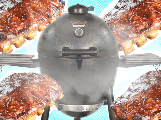 Ribs for your pleasure, from Head Smokeboy Drew Magary