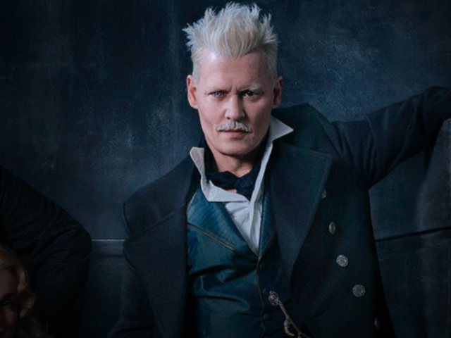Fantastic Beasts 2Director Offers a Truly Gross Defense for Casting Johnny Depp