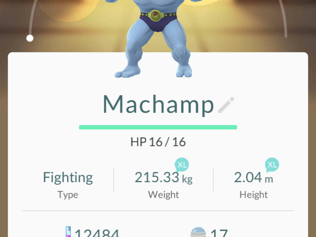 My Machamp couldn't hurt a Beautifly