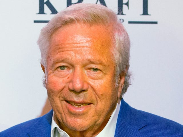 Judge Throws Out Video Evidence In Robert Kraft's Solicitation Case