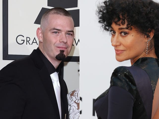 Tracee Ellis Ross and Paul Wall Are the BFFs You Didn't Know You Needed