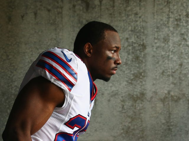 Report: LeSean McCoy Involved In Brawl That Left Two Off-Duty Police Officers Hospitalized [UPDATE]