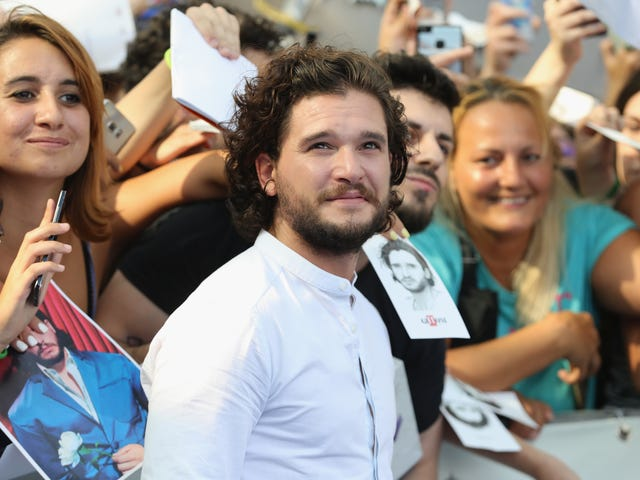 The Final Season of Game of Thrones Wore Kit Harington the Hell Out