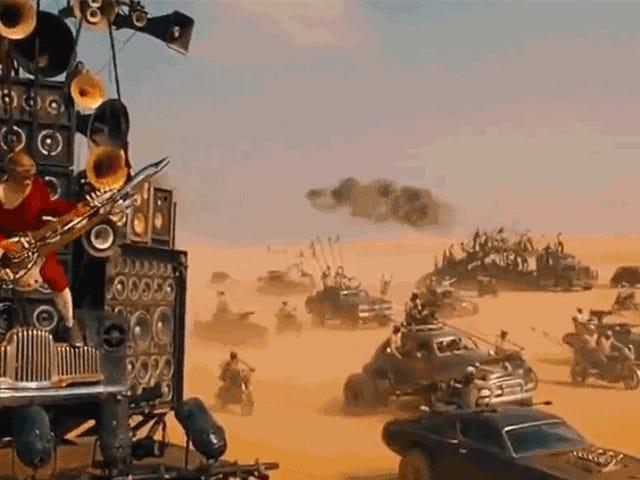 Những chiếc xe 'Không thể tin được' và 'Mạnh mẽ hơn' và 'Tốt hơn' hiện đang tấn công Biên giới của chúng ta là gì?