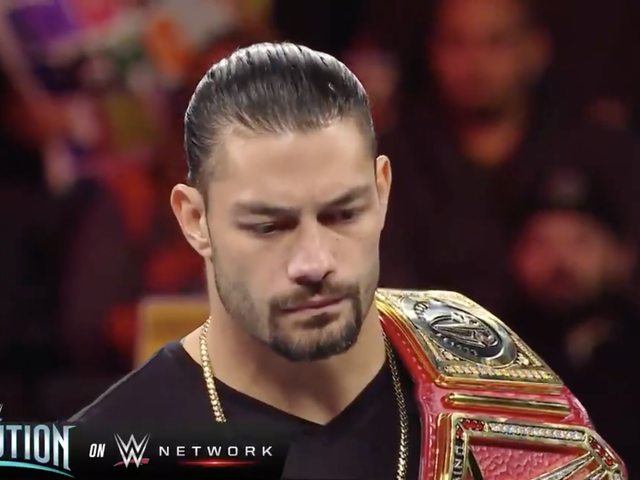 Roman Reigns Announces Leukemia Diagnosis On WWE Raw, Relinquishes Universal Championship
