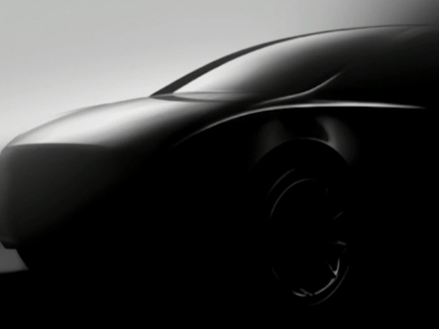 The Tesla Model Y Looks Like A Model X With More Swoops<em></em>