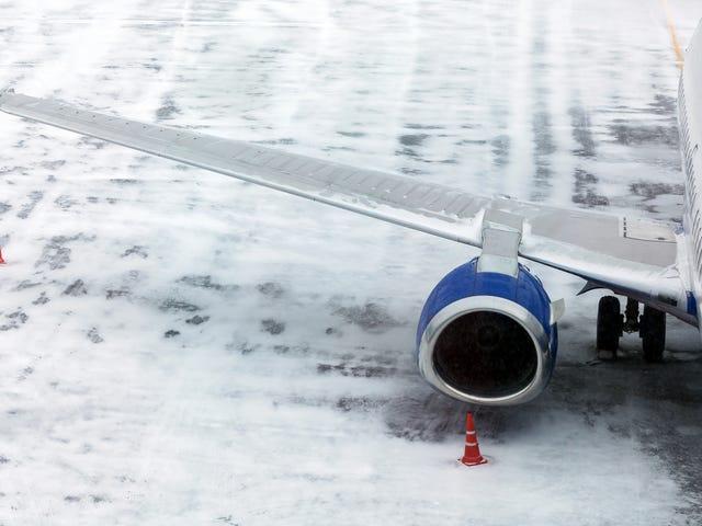 Evite algunos retrasos en los vuelos de tormenta de invierno este fin de semana cambiando su vuelo gratis