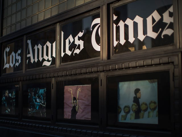 Los Angeles Times Union Finds Long-Standing Racial Pay Gap