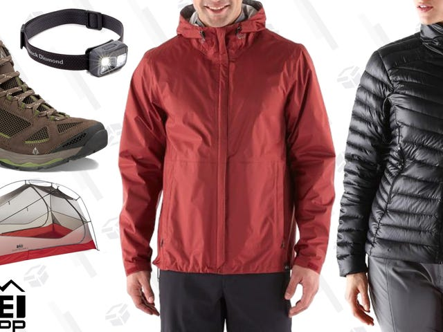 Everything You Could Need to Enjoy the Outdoors Is On Sale At REI's Labor Day Sale