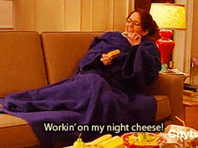 Workin' on My Night Cheese