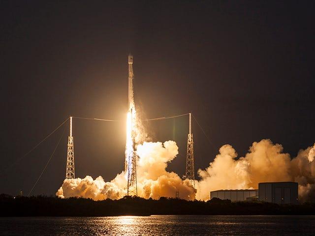 Sehen Sie sich den heutigen historischen Start und die Landung der SpaceX-Rakete an [Aktualisiert]