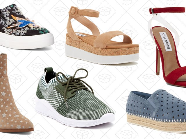 Step Into Spring With This Steve Madden Sale At Nordstrom Rack